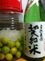 2011年製すにふの梅酒